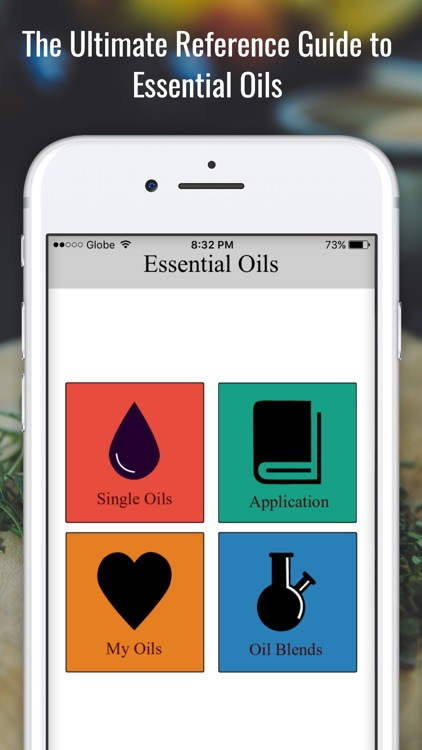 Essential Oils Ref Guide to Young Living