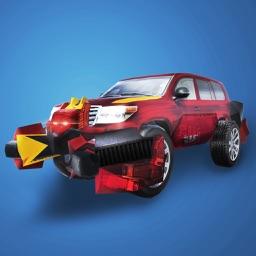 Cruiser Robot Transformation – Super Mechs Warrior