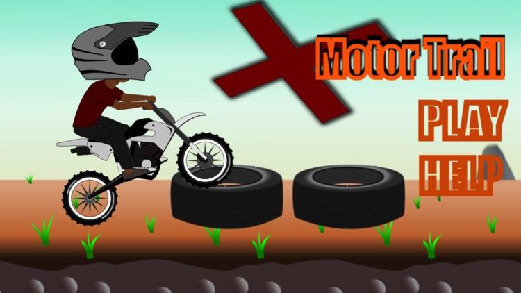 野地摩托狂奔-超刺激的赛车小游戏 等你来探险!