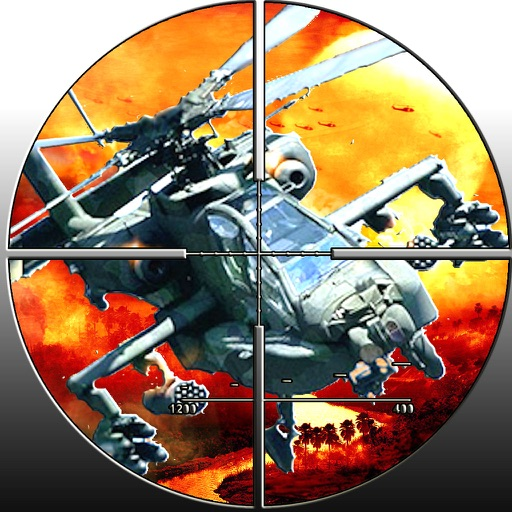 Air Helicopter Combat Fighters Pro iOS App
