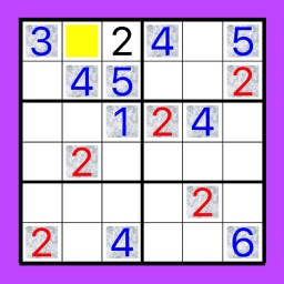 6x6 & 7x7 & 8x8 SUDOKU from Easy to Difficult