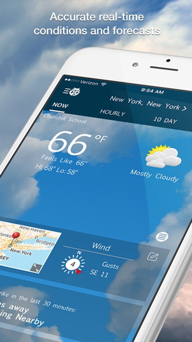 WeatherBug Elite screenshot1