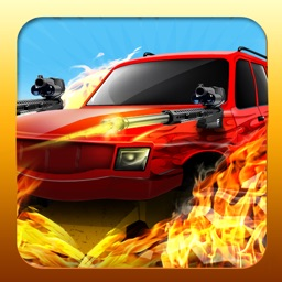 An Offroad Monster Truck Zombie Escape