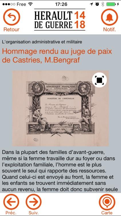 Hérault de guerre screenshot-4