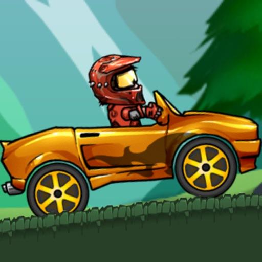 Uphill Car Racing