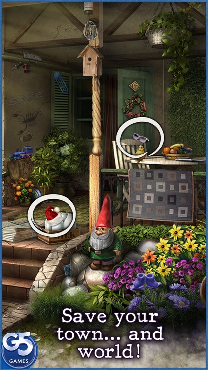 Letters From Nowhere®: A Hidden Object Mystery screenshot-4
