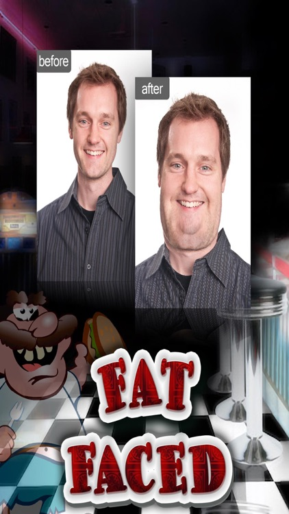 FatFaced - The Fat Face Maker Booth