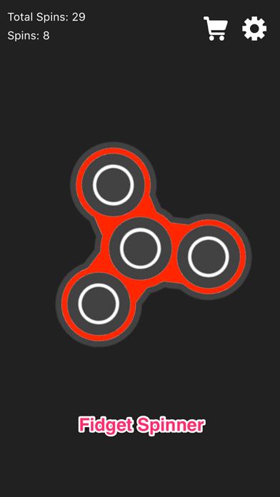 Fidget Spinner - Office Stress Relief Toys screenshot one