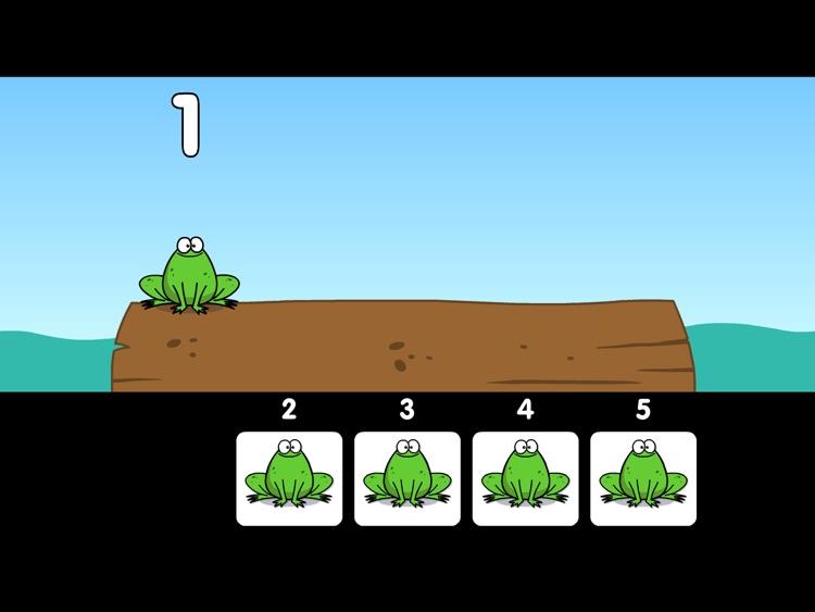Five Speckled Frogs screenshot-3