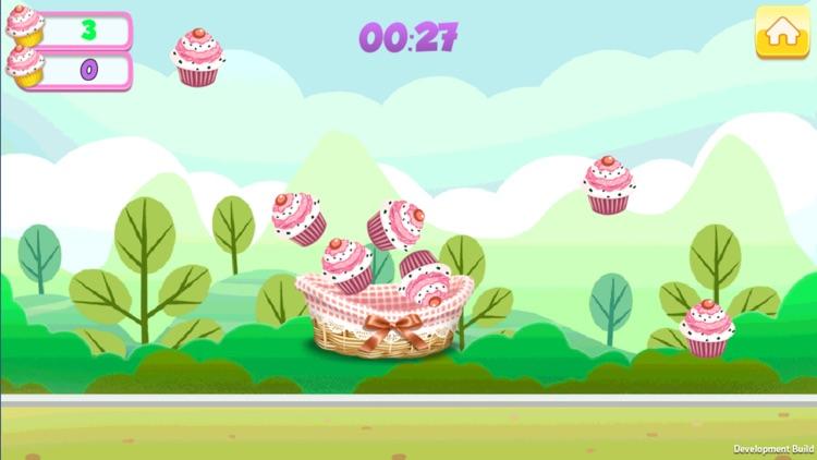 candy cake cooking :Makeup & Bake Funny Game screenshot-3