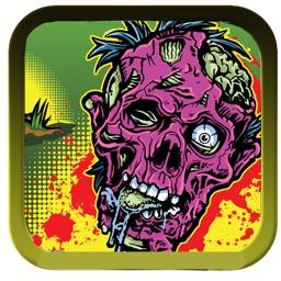 A Zombie Virus Blast FREE - Dead Brain Attack Puzzle Mania Game