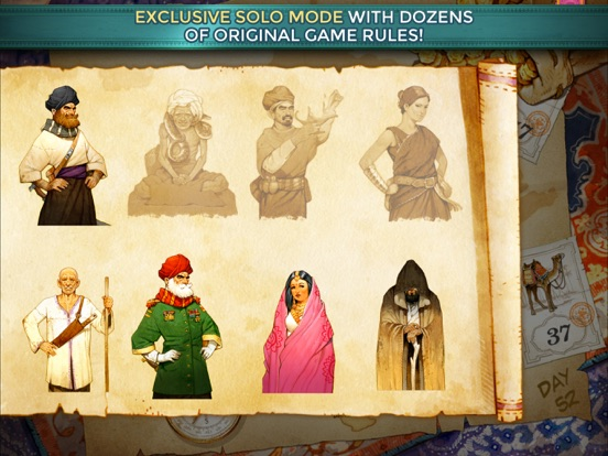 Скачать игру Jaipur: the board game