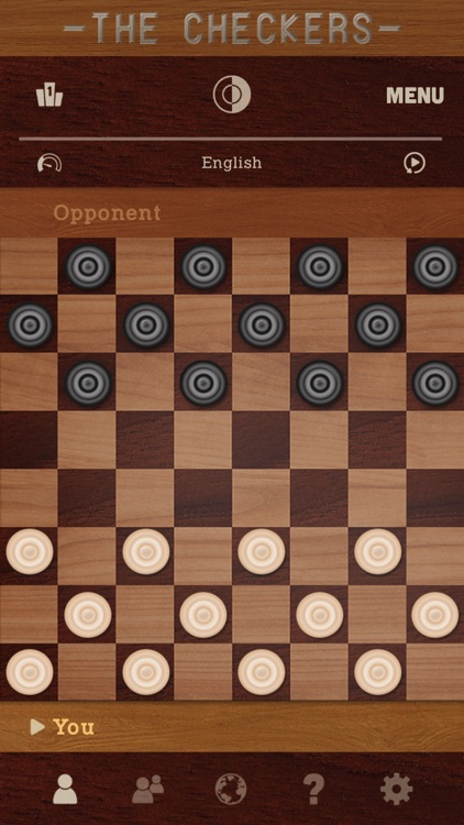 The Checkers - Classic Game screenshot-0