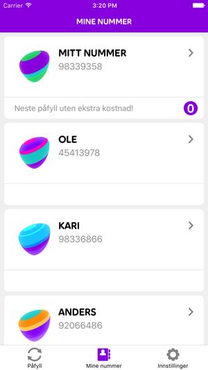 telia 020 nummer
