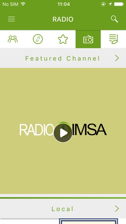 IMSA Radio screenshot-3