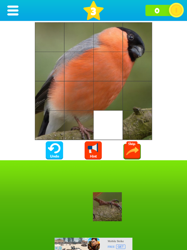 Fit the Pictures - Relaxing Picture puzzle games Screenshot