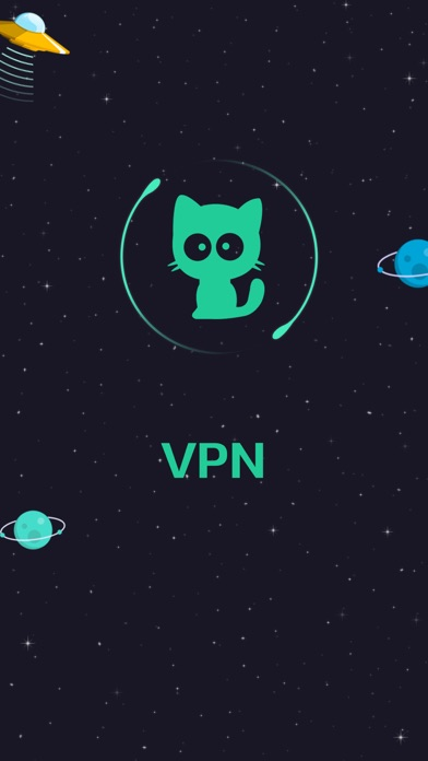 Screenshot for 快喵VPN-高速かつ安全で安定した高度なVPNプロキシ in Japan App Store
