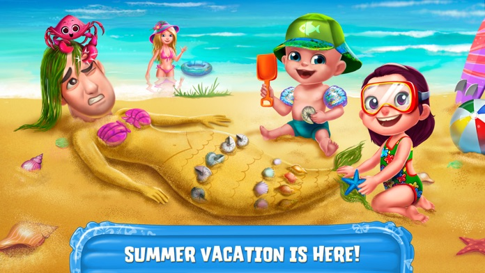 Summer Fun Vacation Screenshot