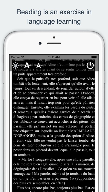 French Reading and Audio Books screenshot-4