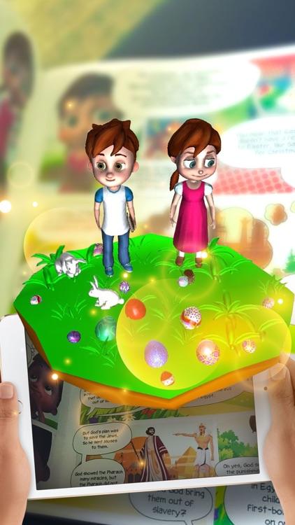 3D Easter screenshot-3