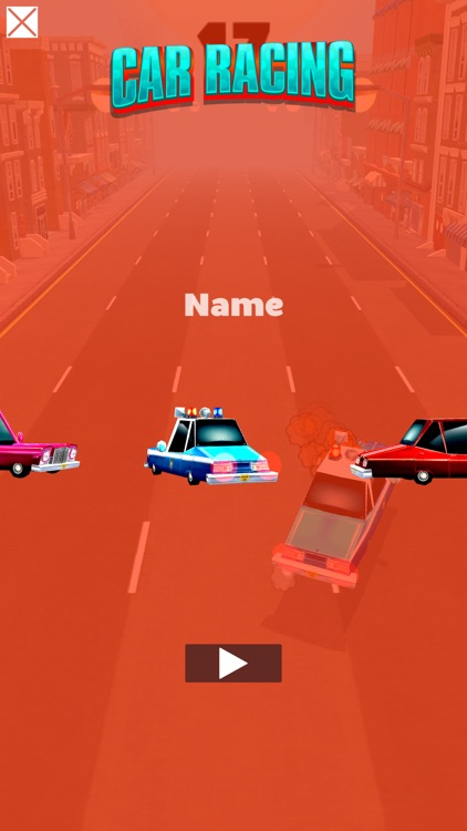 High Street Car Racing screenshot-4