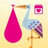 Graviditet Tracker: Sammandragning & Kick Counter