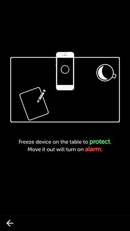 iAntiTheft - Anti Theft Alarm Security