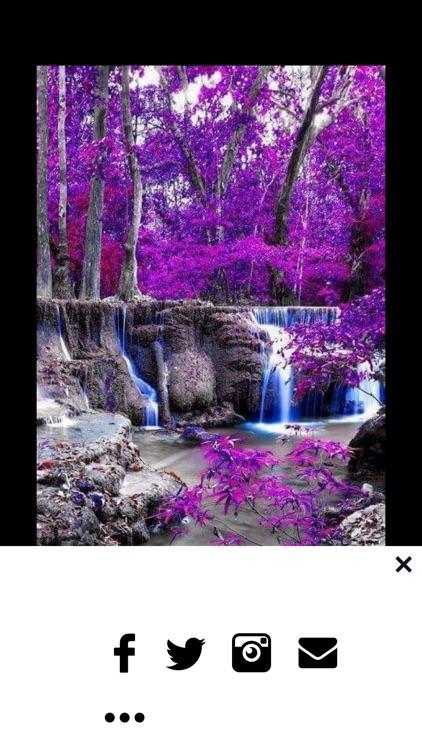 Waterfall Wallpapers - Waterfalls of The World screenshot-3