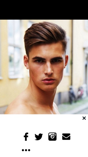 Hair Styles And Haircuts Mens Hairstyle Makeover On The App Store