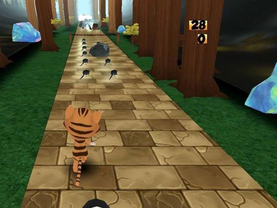 Angry Pet Dog Cat Chase на iPad