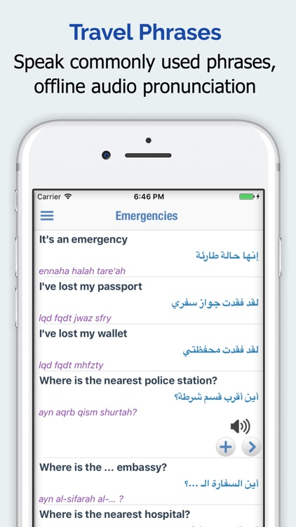 Arabic Dictionary Elite screenshot-3