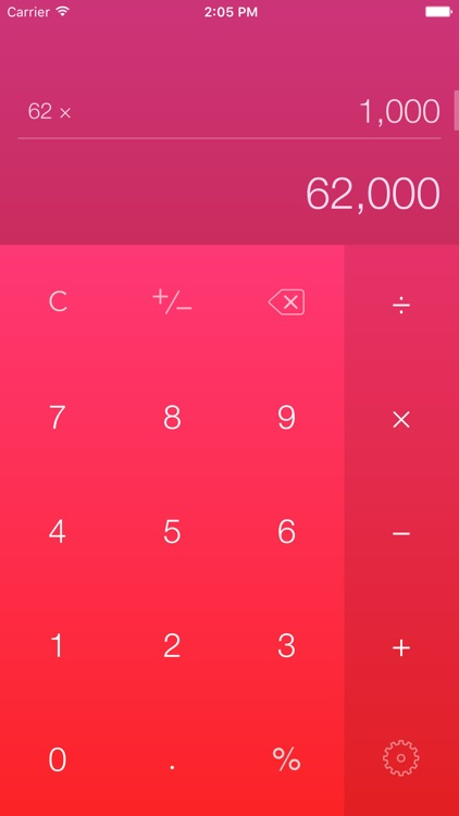 First Calc - Simple & Easy Calculator with themes