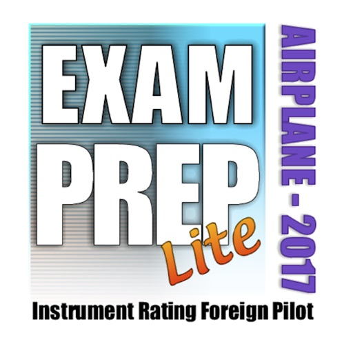 Exam Test Instrument Rating Foreign Pilot Lite