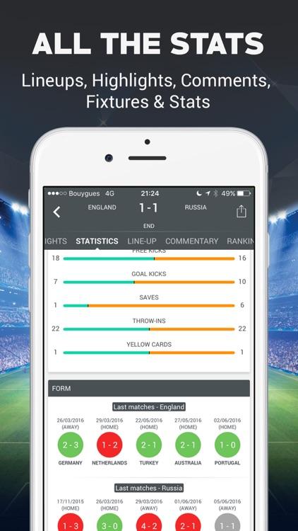 Live Soccer Scores - Skores screenshot-3