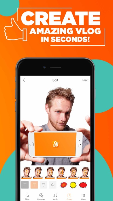 Kwai - Video community app image