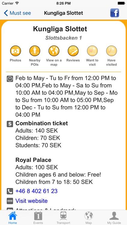 Stockholm Travel Guide Offline screenshot-4