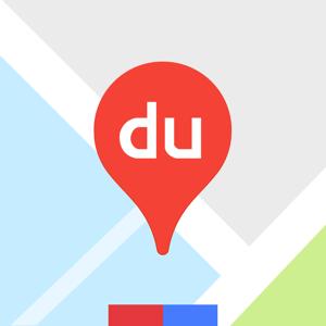 百度地图-智能的手机导航,公交地铁出行必备 Navigation app