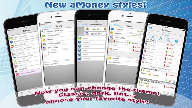 aMoney - Money management screenshot-4