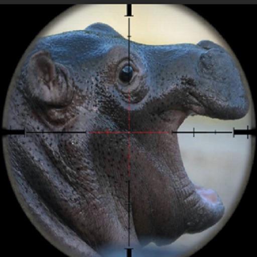 Angry Wild Hippo Hunter Simulator Mania