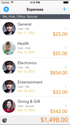 ‎Expense Tracker - Pocket Edition on the App Store