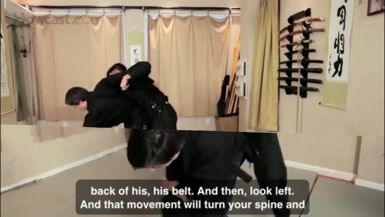 Ninjutsu Master Class screenshot-4