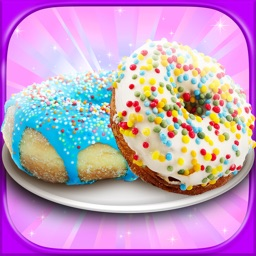 Donut Maker - Dessert & Sweet Donuts Cooking Chef