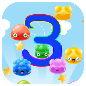 Jelly Smiles Match 3 Games app