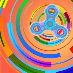 Fidget Spinner - Spinny Spin Finger Simulator