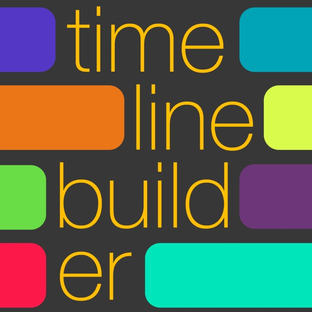 timeline builder create custom timelines on the app store
