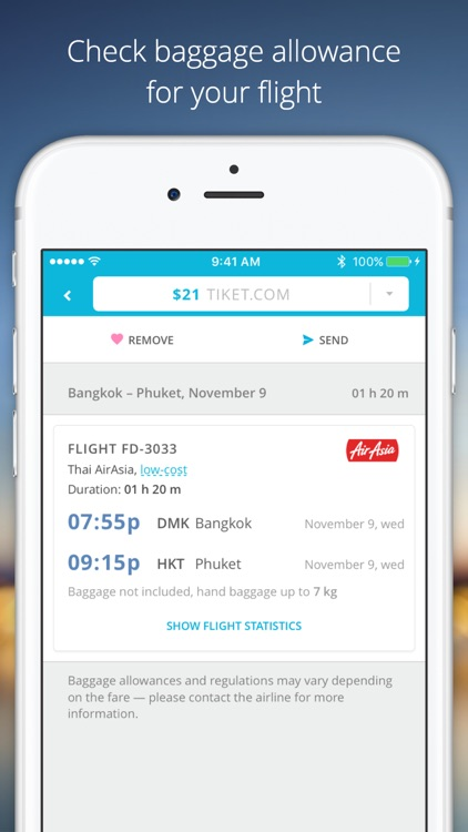Cheap flights and airline tickets — Jetradar screenshot-3