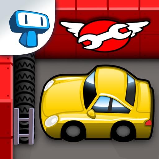 Tiny Auto Shop - Игра автомобилей