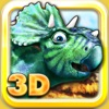 Dinosaurs walking with fun 3D puzzle game in HD - iPhoneアプリ