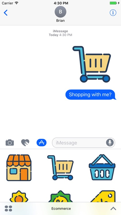 Ecommerce Stickers