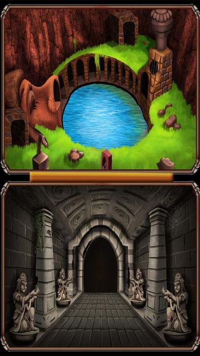 Aura de inmortales - escape, puertas y habitacioneCaptura de pantalla de2